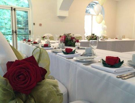 Little Diamond Suite Wedding